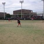 テニス部インターハイ予選