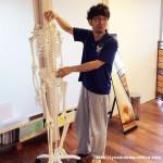 ギックリ腰の原因と対応方法