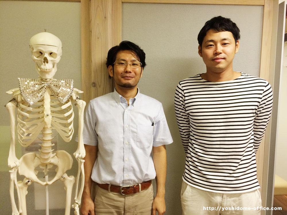 三谷先生が遊びに来てくださいました!
