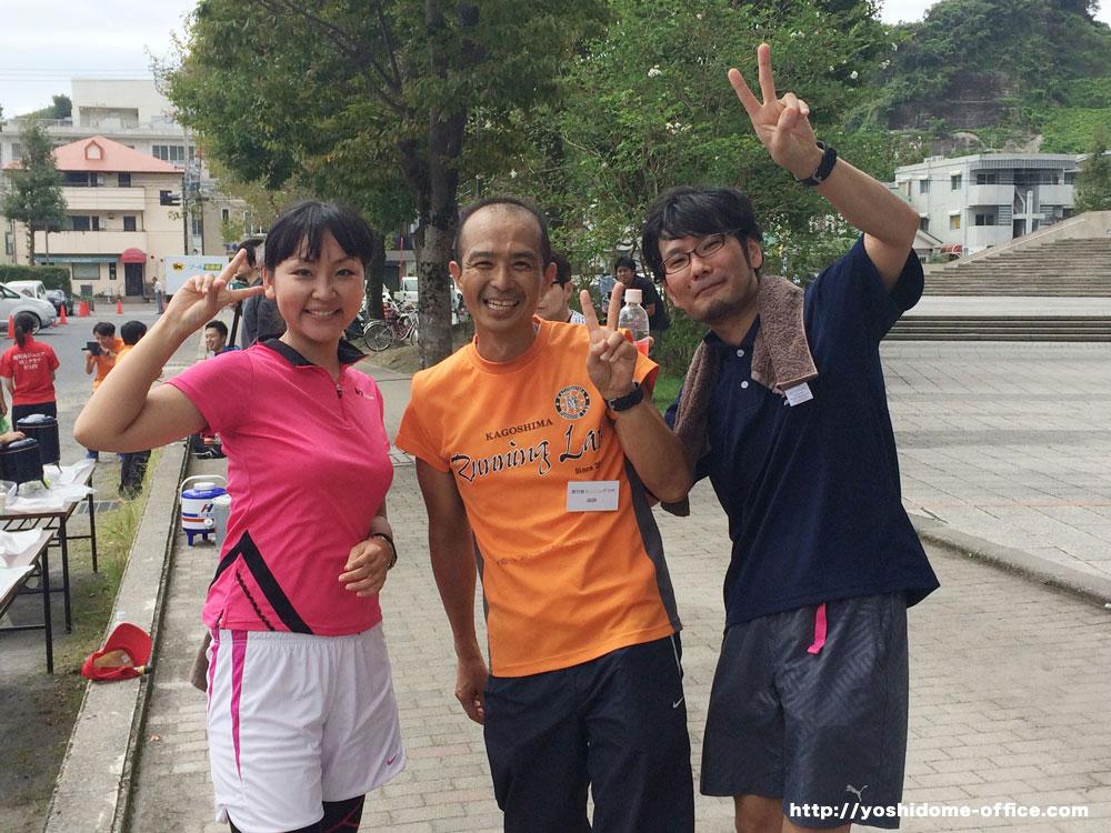 鹿児島マラソンチャレンジ講座