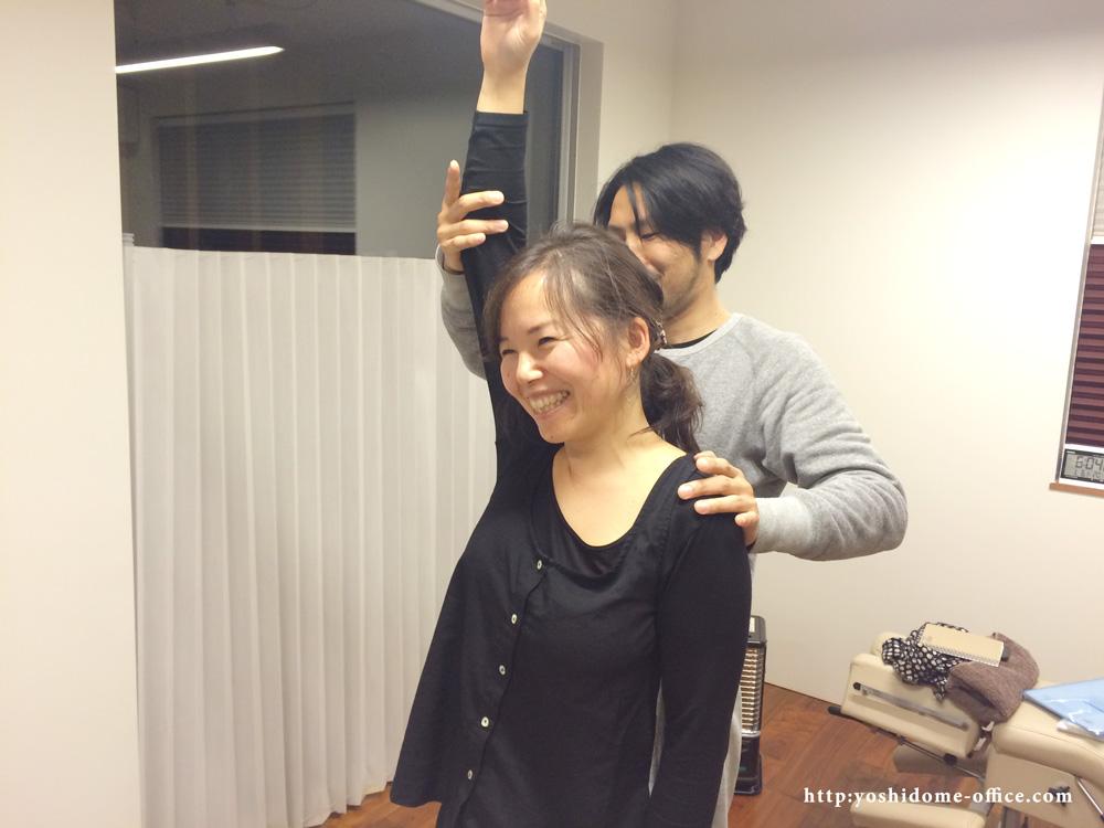 スイスから小島先生が勉強に来てくださいました!