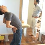 「腰の不調をどうにかしてほしい」40代男性