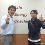 ライフエネルギーコーチングLEC office(京都)に行ってきました